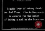 Image of Raising funds for the Red Cross Berlin Germany, 1915, second 16 stock footage video 65675026877