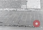 Image of Football match Los Angeles California USA, 1930, second 10 stock footage video 65675026881