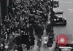 Image of Christmas shoppers New York United States USA, 1930, second 2 stock footage video 65675026883