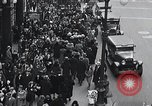 Image of Christmas shoppers New York United States USA, 1930, second 3 stock footage video 65675026883
