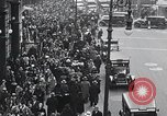 Image of Christmas shoppers New York United States USA, 1930, second 5 stock footage video 65675026883