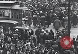 Image of Christmas shoppers New York United States USA, 1930, second 11 stock footage video 65675026883