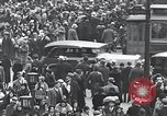 Image of Christmas shoppers New York United States USA, 1930, second 16 stock footage video 65675026883