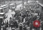 Image of Christmas shoppers New York United States USA, 1930, second 24 stock footage video 65675026883