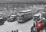 Image of Christmas shoppers New York United States USA, 1930, second 30 stock footage video 65675026883