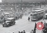 Image of Christmas shoppers New York United States USA, 1930, second 31 stock footage video 65675026883