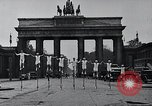 Image of Unicyclists Berlin Germany, 1930, second 5 stock footage video 65675026884