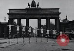 Image of Unicyclists Berlin Germany, 1930, second 6 stock footage video 65675026884