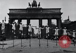 Image of Unicyclists Berlin Germany, 1930, second 11 stock footage video 65675026884