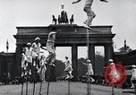 Image of Unicyclists Berlin Germany, 1930, second 20 stock footage video 65675026884