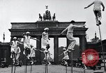 Image of Unicyclists Berlin Germany, 1930, second 21 stock footage video 65675026884