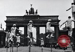 Image of Unicyclists Berlin Germany, 1930, second 22 stock footage video 65675026884