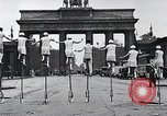 Image of Unicyclists Berlin Germany, 1930, second 27 stock footage video 65675026884