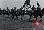 Image of Generals inspecting U.S.3rd  Army troops France, 1918, second 11 stock footage video 65675026889
