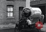 Image of coal gas used  as fuel for motor vehicles Great Britain, 1918, second 3 stock footage video 65675026891
