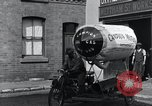 Image of coal gas used  as fuel for motor vehicles Great Britain, 1918, second 4 stock footage video 65675026891
