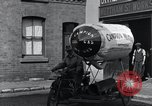 Image of coal gas used  as fuel for motor vehicles Great Britain, 1918, second 7 stock footage video 65675026891