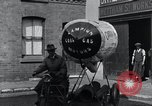 Image of coal gas used  as fuel for motor vehicles Great Britain, 1918, second 8 stock footage video 65675026891