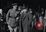 Image of Lord Allenby London England United Kingdom, 1925, second 8 stock footage video 65675026895