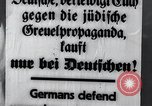 Image of Anti-Jewish activities Germany, 1933, second 4 stock footage video 65675026898