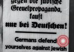 Image of Anti-Jewish activities Germany, 1933, second 5 stock footage video 65675026898