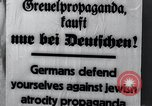 Image of Anti-Jewish activities Germany, 1933, second 6 stock footage video 65675026898