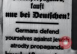 Image of Anti-Jewish activities Germany, 1933, second 7 stock footage video 65675026898