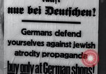 Image of Anti-Jewish activities Germany, 1933, second 9 stock footage video 65675026898