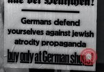 Image of Anti-Jewish activities Germany, 1933, second 11 stock footage video 65675026898