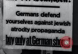 Image of Anti-Jewish activities Germany, 1933, second 12 stock footage video 65675026898