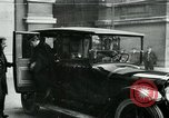 Image of Arrival of dignitaries Paris France, 1919, second 1 stock footage video 65675026904