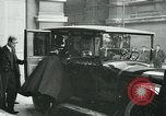 Image of Arrival of dignitaries Paris France, 1919, second 2 stock footage video 65675026904
