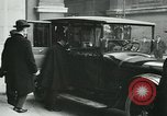 Image of Arrival of dignitaries Paris France, 1919, second 3 stock footage video 65675026904