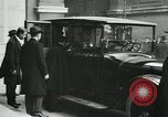 Image of Arrival of dignitaries Paris France, 1919, second 4 stock footage video 65675026904