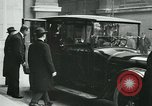 Image of Arrival of dignitaries Paris France, 1919, second 5 stock footage video 65675026904