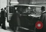 Image of Arrival of dignitaries Paris France, 1919, second 7 stock footage video 65675026904