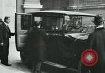 Image of Arrival of dignitaries Paris France, 1919, second 8 stock footage video 65675026904