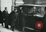 Image of Arrival of dignitaries Paris France, 1919, second 10 stock footage video 65675026904