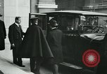 Image of Arrival of dignitaries Paris France, 1919, second 11 stock footage video 65675026904