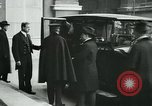 Image of Arrival of dignitaries Paris France, 1919, second 12 stock footage video 65675026904