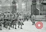Image of VIPs'arriving and leaving Quai D' Orsay Paris France, 1919, second 2 stock footage video 65675026905