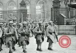 Image of VIPs'arriving and leaving Quai D' Orsay Paris France, 1919, second 3 stock footage video 65675026905