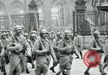 Image of VIPs'arriving and leaving Quai D' Orsay Paris France, 1919, second 4 stock footage video 65675026905