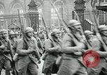 Image of VIPs'arriving and leaving Quai D' Orsay Paris France, 1919, second 5 stock footage video 65675026905