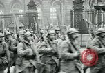 Image of VIPs'arriving and leaving Quai D' Orsay Paris France, 1919, second 7 stock footage video 65675026905
