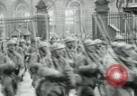 Image of VIPs'arriving and leaving Quai D' Orsay Paris France, 1919, second 8 stock footage video 65675026905