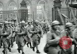 Image of VIPs'arriving and leaving Quai D' Orsay Paris France, 1919, second 9 stock footage video 65675026905