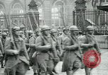 Image of VIPs'arriving and leaving Quai D' Orsay Paris France, 1919, second 10 stock footage video 65675026905