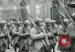 Image of VIPs'arriving and leaving Quai D' Orsay Paris France, 1919, second 12 stock footage video 65675026905