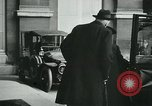 Image of Paris Peace Conference Delegates Paris France, 1919, second 8 stock footage video 65675026906